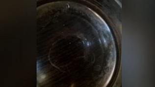 Червей в стакане с водой обнаружили в Южноуральске