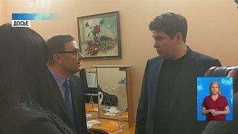 Губернатор поздравил Дениса Мацуева с юбилеем