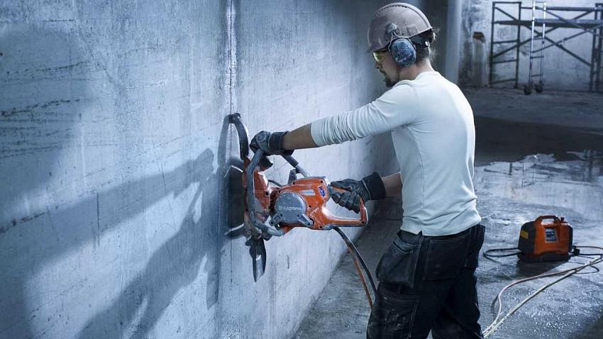 Алмазная резка бетона: где и как она используется?