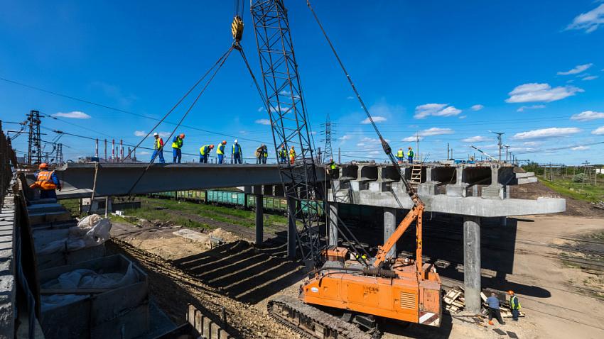 Новый мост соединит Металлургический район и аэропорт