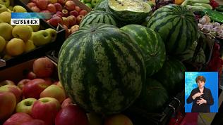 Контролёры проверили качество фруктов