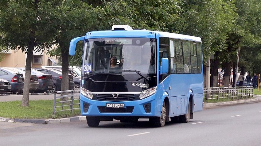 В Челябинск пригнали два десятка автобусов среднего класса