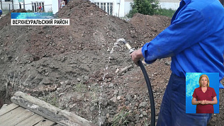 У жителей Сухтелинского два месяца нет воды