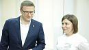Алексей Текслер поздравил медработников с их профессиональным праздником