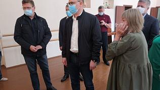 Алексей Текслер продолжает работу в Аргаяшском районе