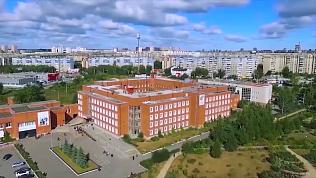 ЧелГУ выпустил видеоэкскурсию по своему главному корпусу