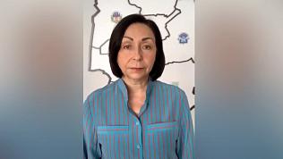«Не устанем вас благодарить»: поздравление Натальи Котовой с Днём медицинского работника