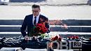 «В один миг был прерван мирный ход жизни»: Алексей Текслер обратился к южноуральцам в День памяти и скорби