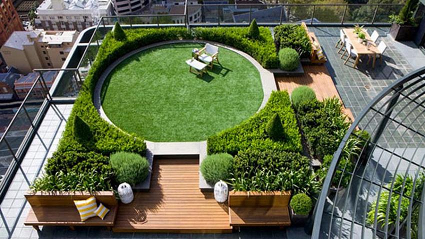 На крышах Челябинска зазеленеют сады