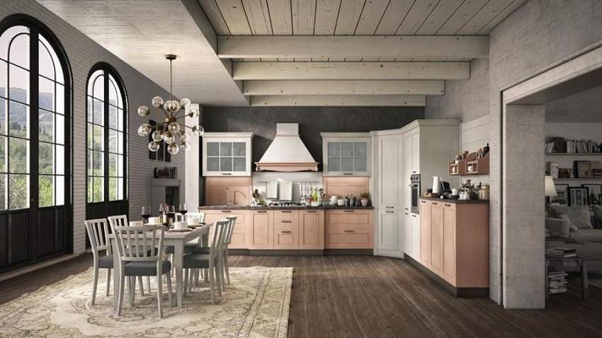 Итальянская мебель для кухни — виды и особенности