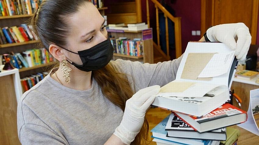 Челябинская библиотека запустила сервис доставки книг