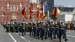 Парад в честь 75-летия Великой Победы в Москве в режиме онлайн покажет «Первый областной»