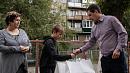 Собирающего мячи для детских домов мальчика поддержал хоккейный клуб «Трактор»