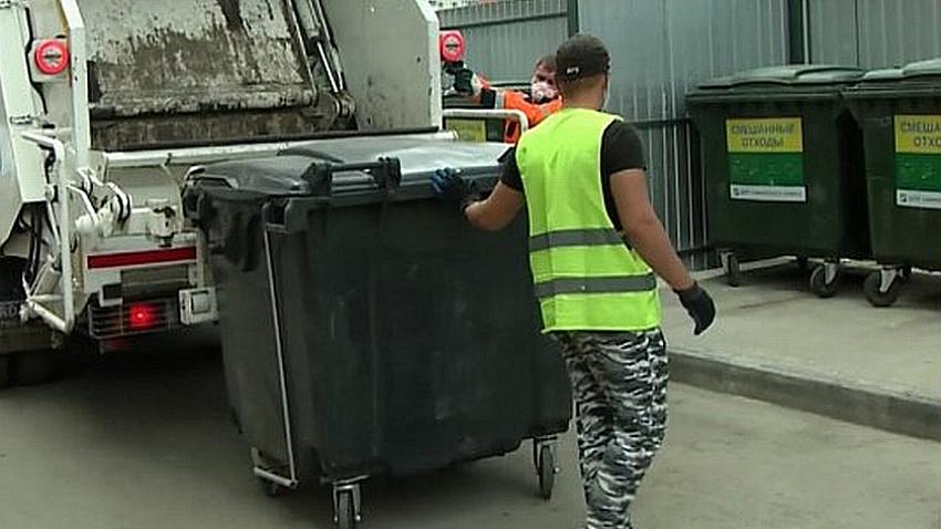 Наталья Котова осталась недовольна работой подрядчиков по уборке города