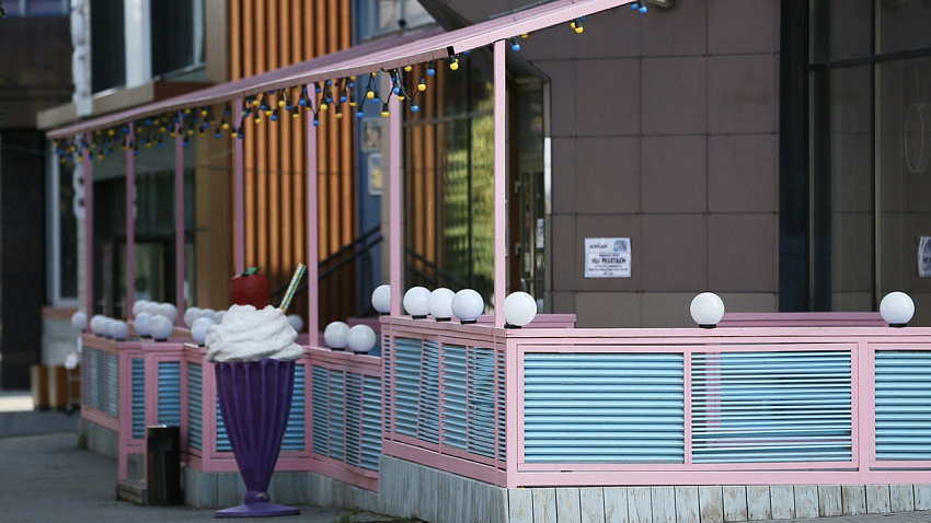 В Челябинской области открываются фитнес-центры и летние кафе