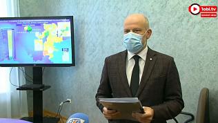 Явка на голосование в Челябинской области на данный момент составила 62,19%