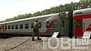 В Челябинской области подготовили эшелон к отправлению призывников