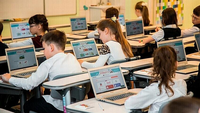 В школах Челябинской области внедрят цифровые технологии
