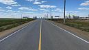 В Челябинской области завершен капремонт автодороги до границы с Казахстаном