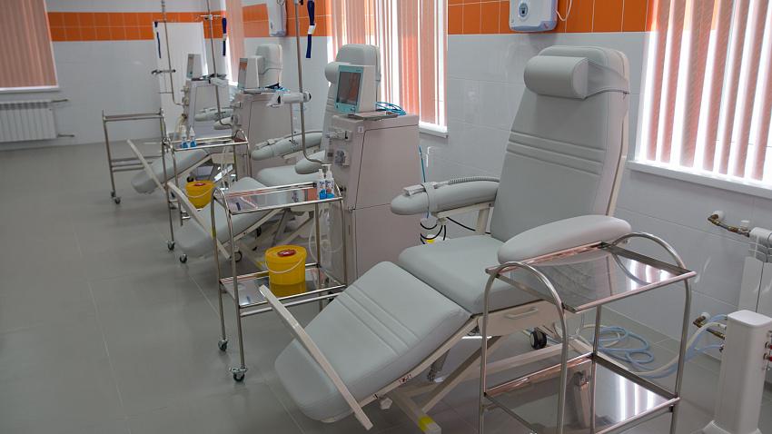 В Челябинской области появится новый центр гемодиализа