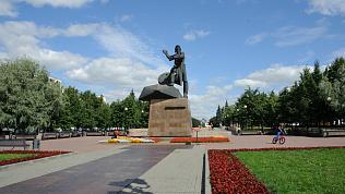 Ветеран войны в Афганистане проголосовал за место для новой стелы в Челябинске