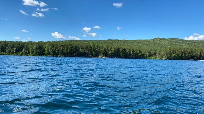 Специалисты проверили воду в озере Тургояк