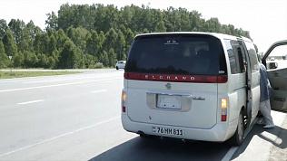 В Челябинской области участились случаи вождения незарегистрированных автомобилей