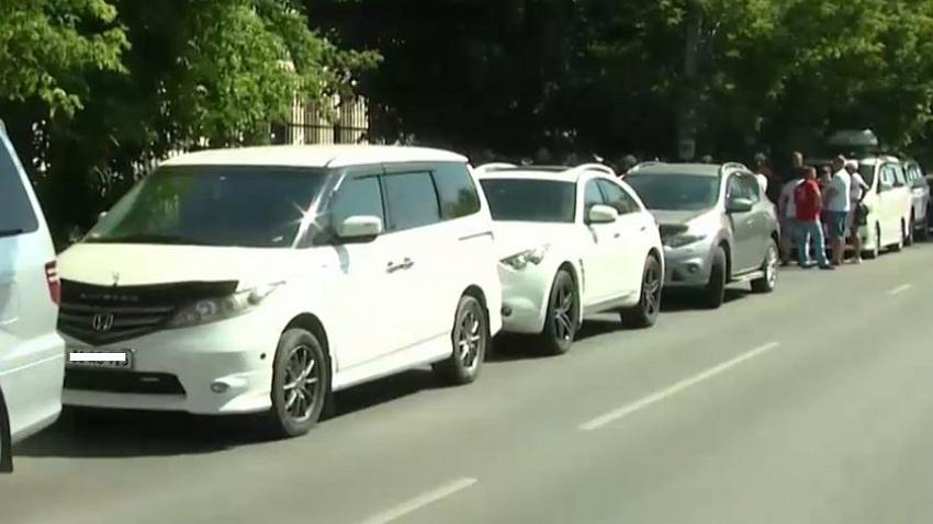 Жителей Челябинской области штрафуют за езду на машинах с иностранными номерами