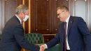 Алексей Текслер предложил создать единый чат для предпринимателей Челябинской области