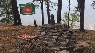 Восстановили памятник кыштымскому карлику Алешеньке