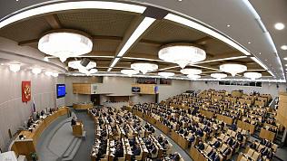 Законопроект об удалённой работе в первом чтении одобрила Госдума