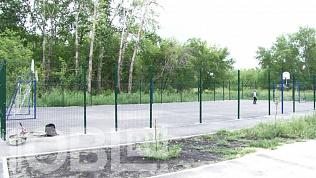 Вандалы разгромили новую спортплощадку в Копейске