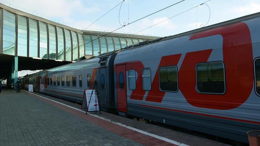 Из Челябинска в Москву запустили дополнительный поезд