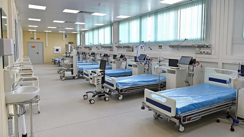 Новую инфекционную больницу под Челябинском построят в рекордные сроки