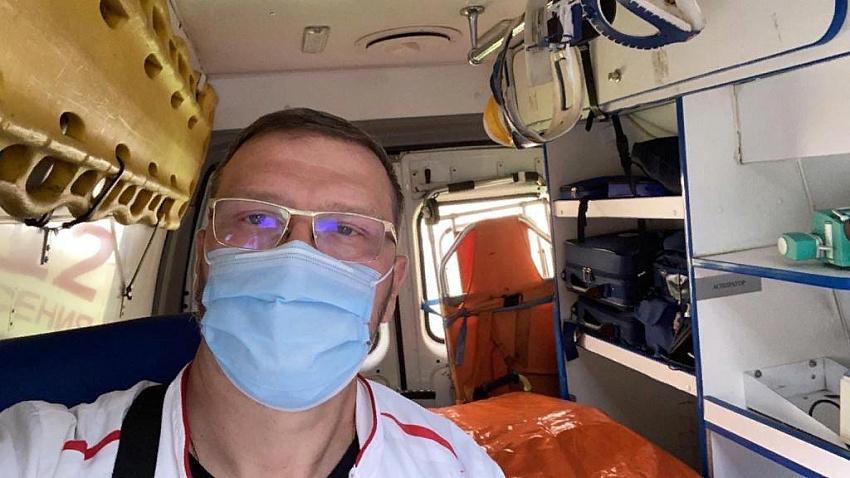 Депутат Заксобрания Челябинской области заболел коронавирусом