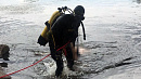 Водолазы нашли тело утонувшего 30-летнего мужчины в Троицке