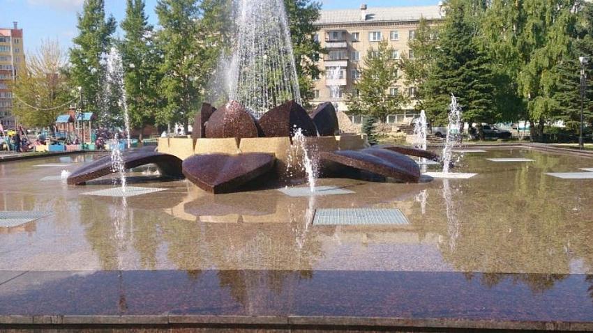 Контракт по строительству фонтана в Копейске признан недействительным