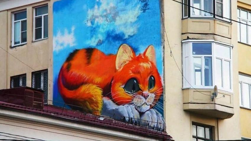 Фестиваль граффити «Культурный код» пройдёт в Челябинске