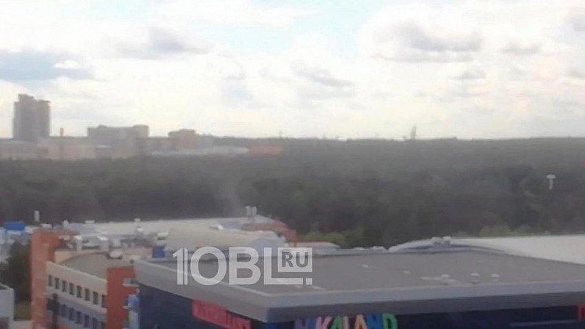 Пожар в центре по шорт-треку проверит прокуратура Челябинской области