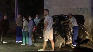 «Машину раскидало на запчасти»: ночью трое погибли на шоссе в Миассе