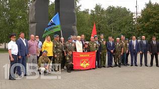 Благотворительная акция «Ветераны — детям» прошла в день ВДВ в Челябинске