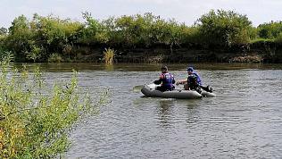 Спасатели двое суток искали утонувшего мужчину в Агаповском районе