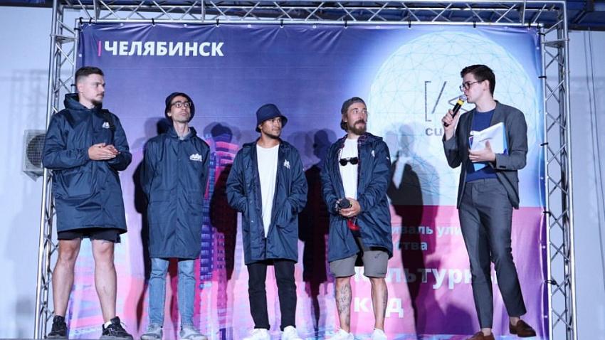 В Челябинске за три недели появится музей под открытым небом