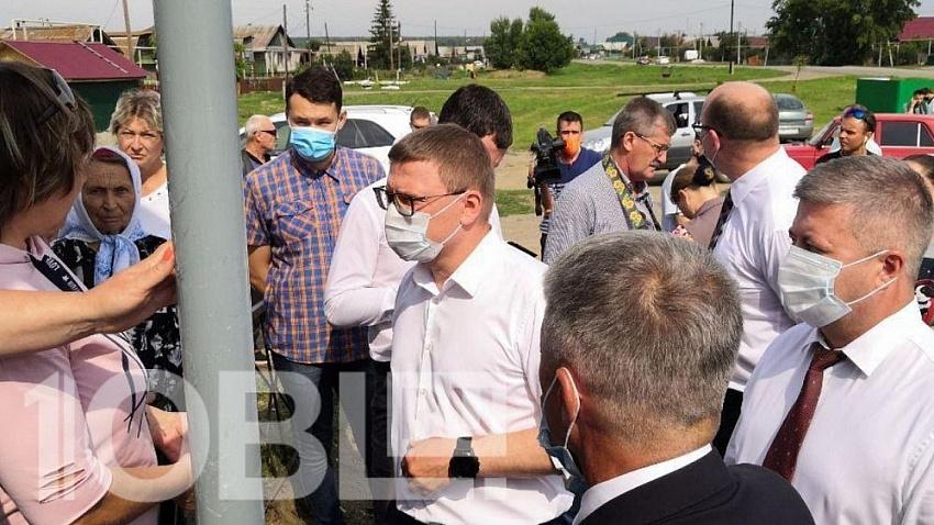 Губернатор Алексей Текслер поручил проверить законность решения местных властей