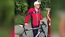 Алексей Текслер прокатился на велосипеде по Озерску