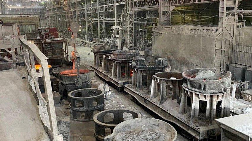 На Челябинский электрометаллургический комбинат нагрянули с проверкой