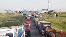 Движение транспорта ограничат на границе Казахстана и Челябинской области
