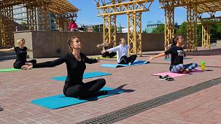 Большая массовая тренировка состоится возле исторического музея в Челябинске