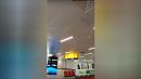 Челябинцы пожаловались на «водопад» с потолка нового терминала аэропорта