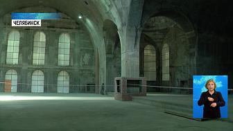 Кафедральный собор закончат в 2023 году